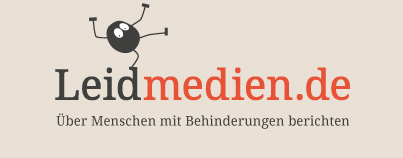 Leidmedien.de – Über Menschen mit Behinderungen berichten – Was wir wollen