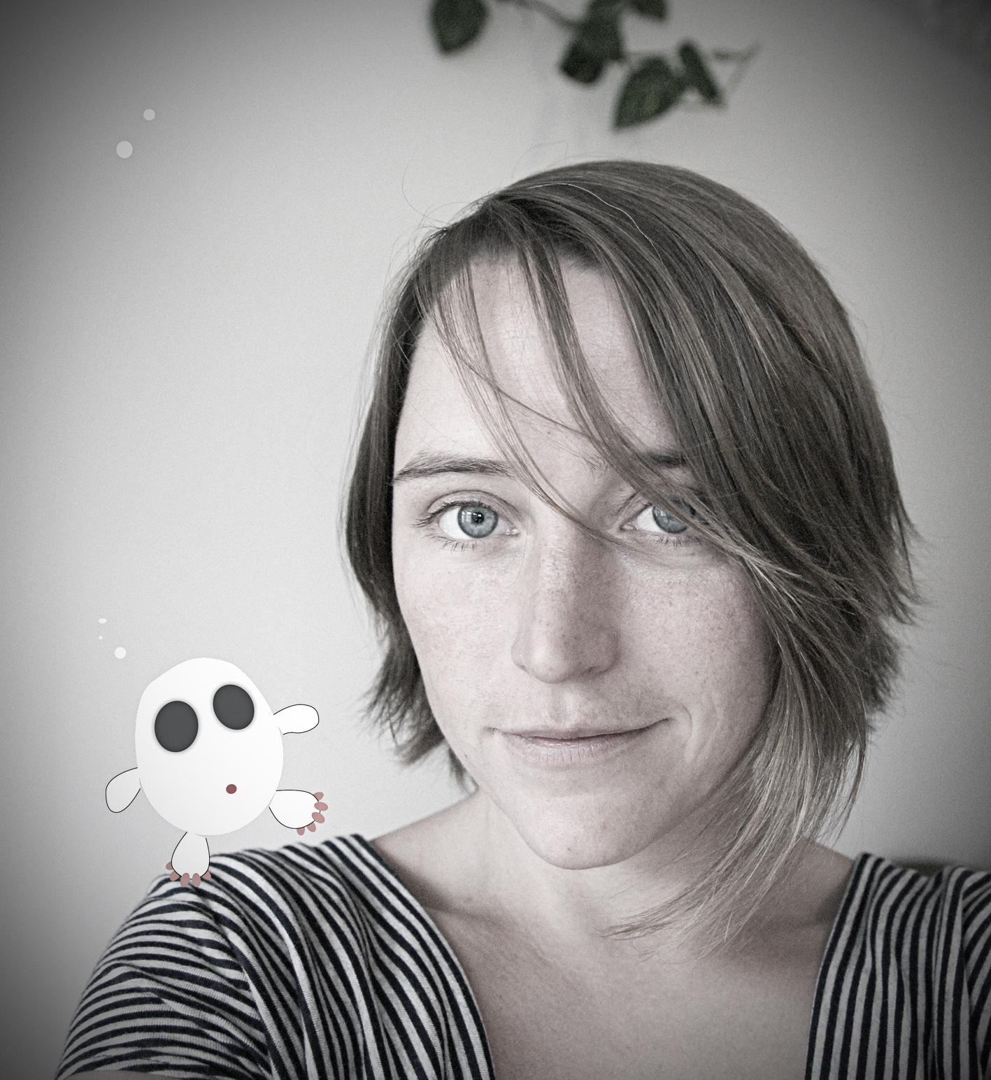 Esther Masemann: Logo und CI