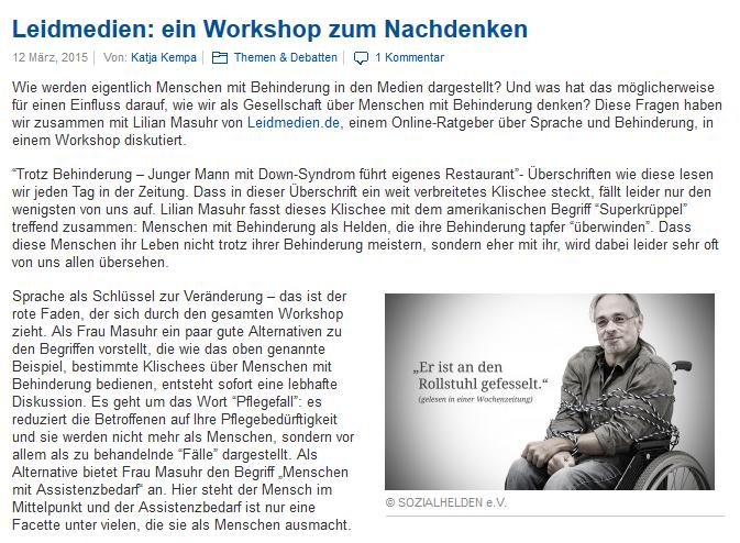 dguv workshop