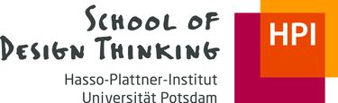 Logo der HPI Designschool of Thinking