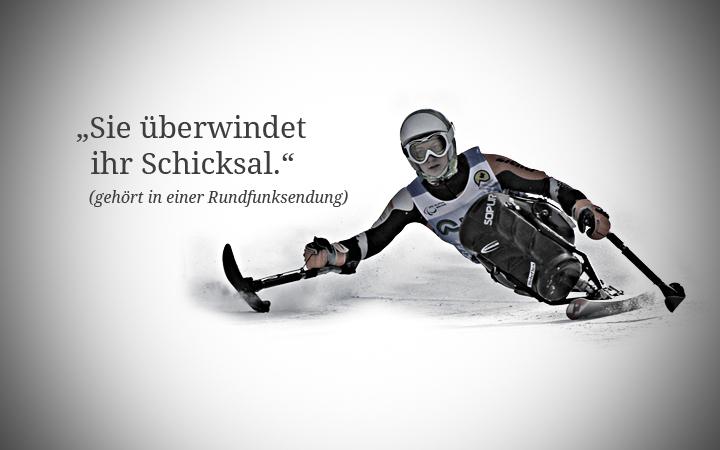 Anna Schaffelhuber: Behinderung ist kein Schicksal