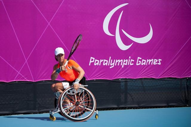 Marjolein Buis – Sportlerin der Sommer-Paralympics zu Sotschi 2014