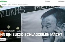 Screenshot: http://dradiowissen.de/beitrag/robin-williams-wie-medien-mit-suiziden-umgehen