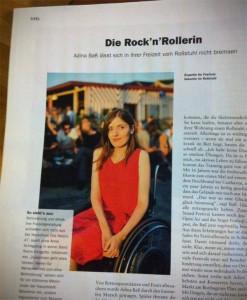 Screenshot von Zitty-Artikel (Print): http://www.zitty.de/die-rocknrollerin.html