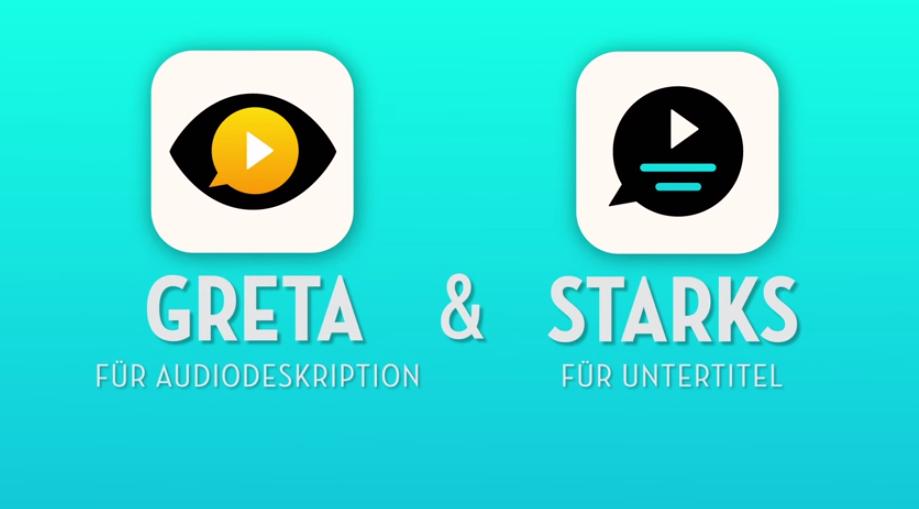 """""""Mit Greta im Kino – App zur Audiodeskription für Filme"""""""