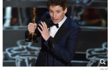 Screenshot: http://www.welt.de/kultur/oscar/article137719527/Eddie-Redmayne-erhaelt-Oscar-fuer-beste-Hauptrolle.html