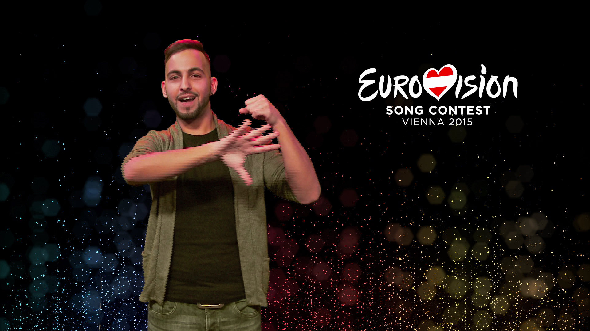 "European Song Contest in ""Eurovision Sign"""