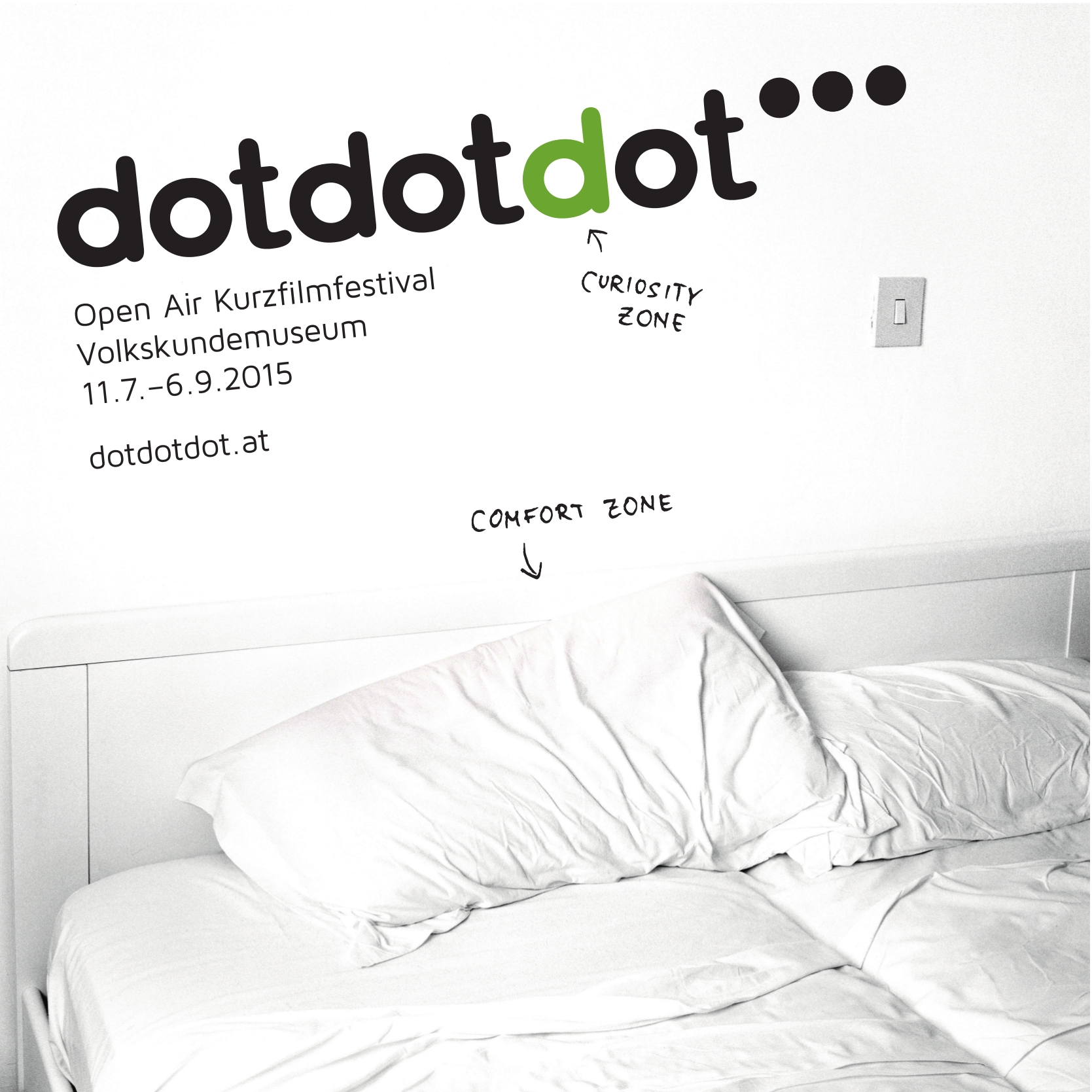 """""""dotdotdot"""" – ein barrierefreies Open Air Filmfestival in Wien"""