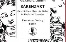 "Der Erzählband ""Bärenzart"". Copyright: Passanten Verlag"