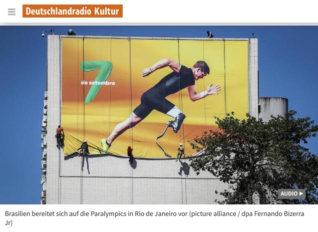 Paralympics in Rio 2016 – Medienberichte