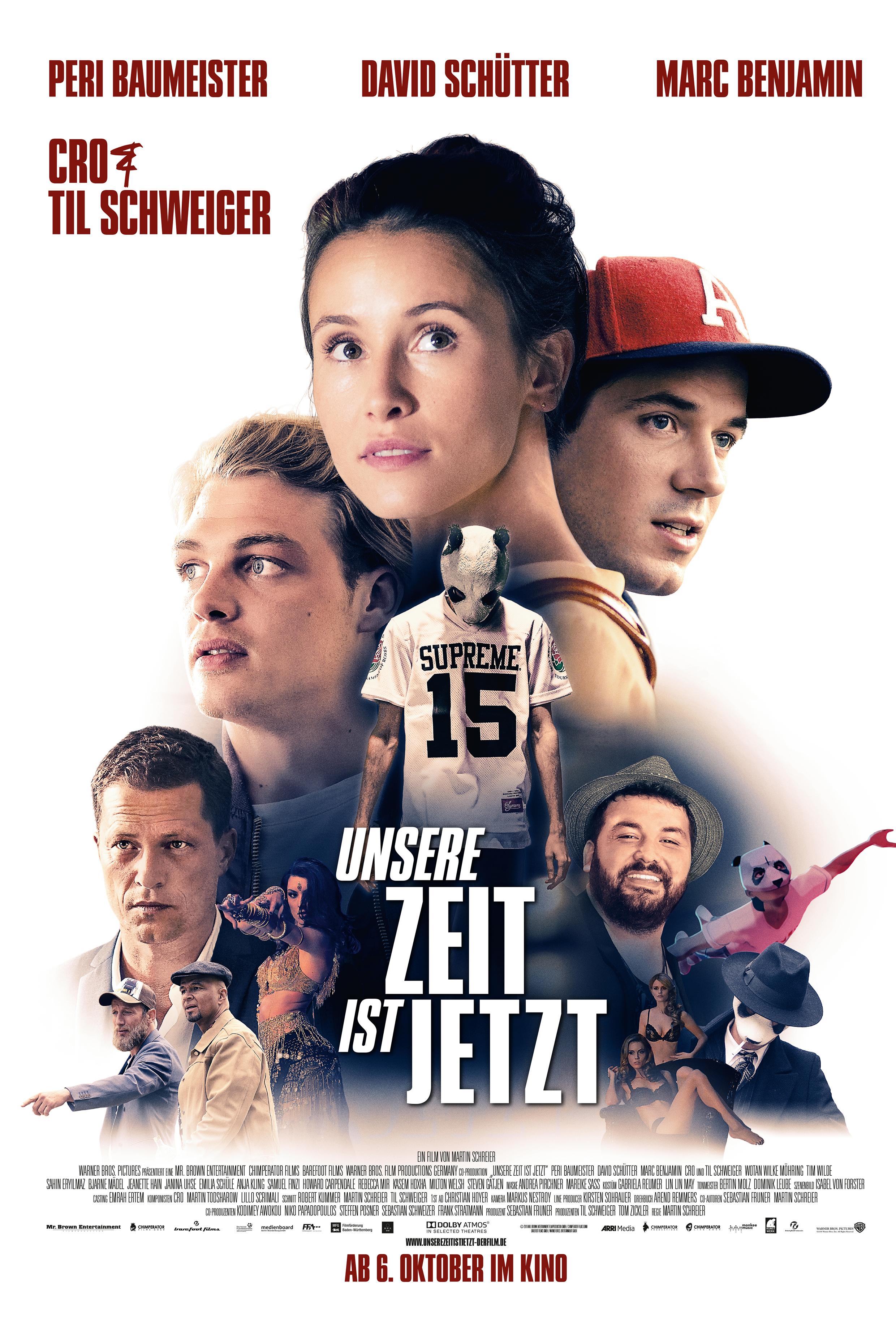 """Ein Feuerwerk der Belanglosigkeit – Filmkritik zu """"Unsere Zeit ist jetzt"""""""