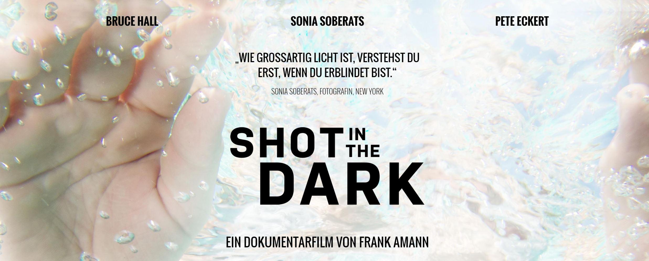 Blinde Fotografie – Im Gespräch mit Regisseur Frank Amann