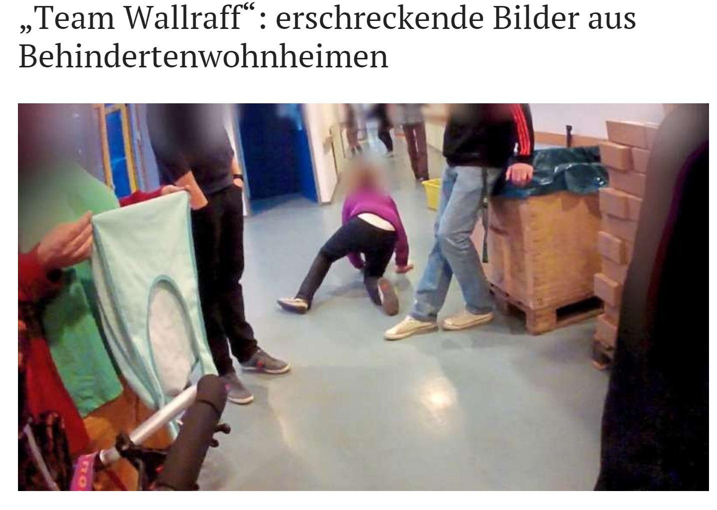 Team Wallraff – Wohnheim und Werkstatt für behinderte Menschen