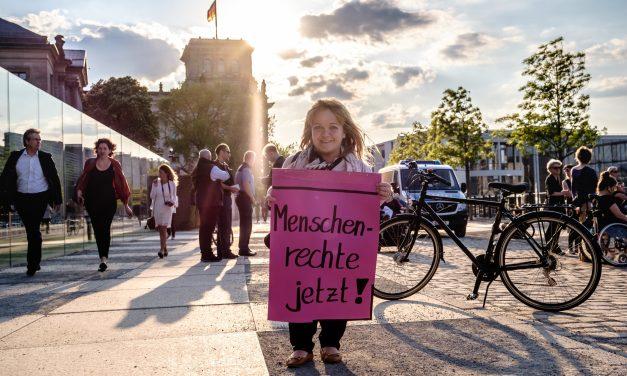 Inklusion und Barrierefreiheit im Bundestagswahlkampf 2017