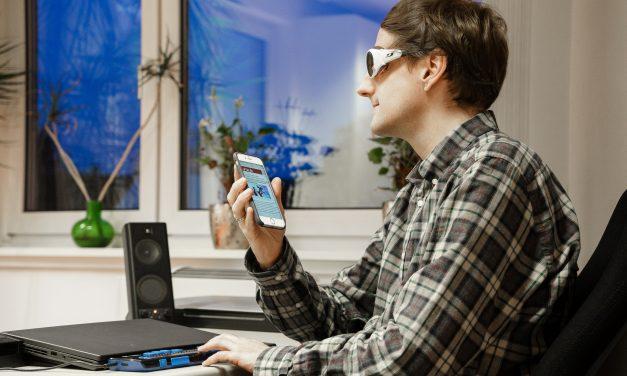 Gadgets lassen Blinde nicht wieder sehen