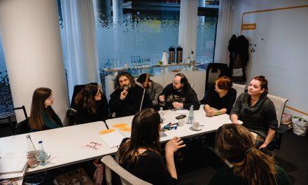 Workshopbericht: Bildende Künstler*innen mit Behinderung
