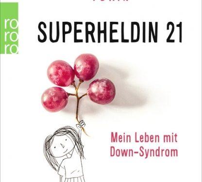 "Buch-Kritik: ""Superheldin 21"""