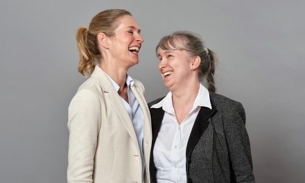 """Interview: TV-Serie über blinde Anwältin """"Die Heiland"""""""