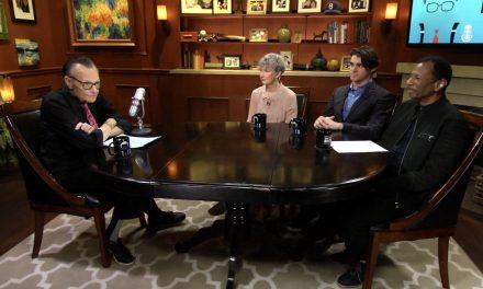 Larry King-Talk: Inklusion in der US-Filmbranche